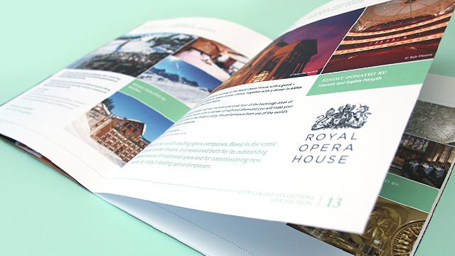 Eton College Brochure Design
